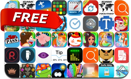 iPhone & iPad Apps Gone Free - September 11, 2017