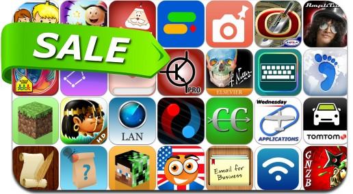 iPhone & iPad App Price Drops - November 14, 2014