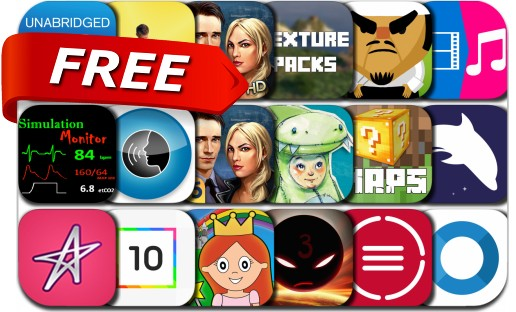 iPhone & iPad Apps Gone Free - June 15, 2016