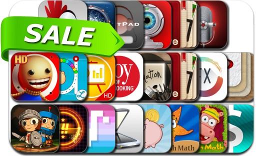 iPhone & iPad App Price Drops - June 15, 2014
