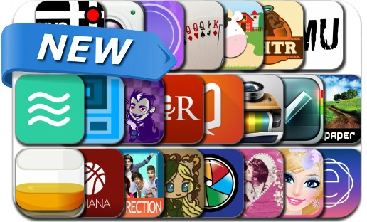 Newly Released iPhone & iPad Apps - February 2, 2014