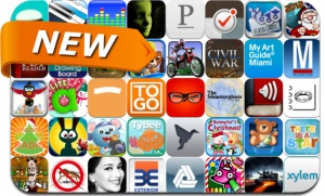 Newly Released iPhone and iPad Apps - December 4