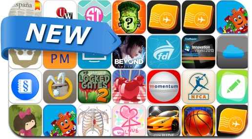 Newly Released iPhone & iPad Apps - October 9