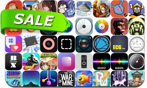 iPhone & iPad App Price Drops - February 5, 2021