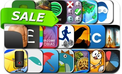 iPhone & iPad App Price Drops - October 11, 2015