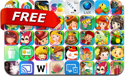 iPhone & iPad Apps Gone Free - September 15, 2015