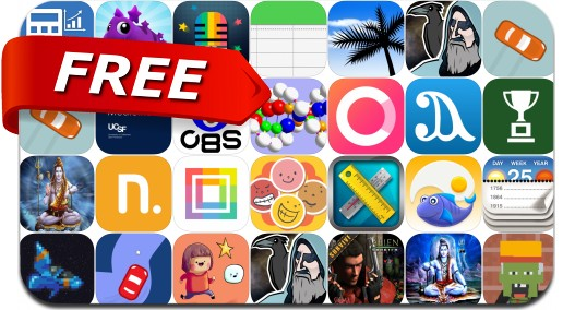 iPhone & iPad Apps Gone Free - April 3, 2020