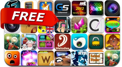 iPhone & iPad Apps Gone Free - April 28