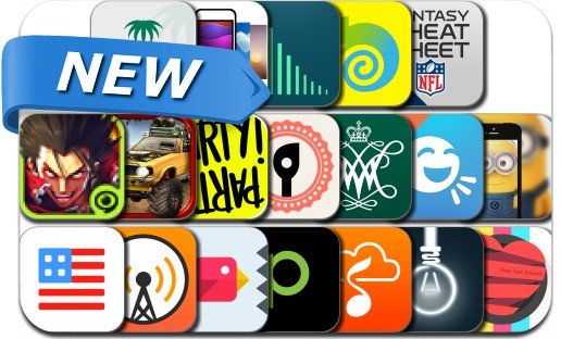 Newly Released iPhone & iPad Apps - July 17, 2014
