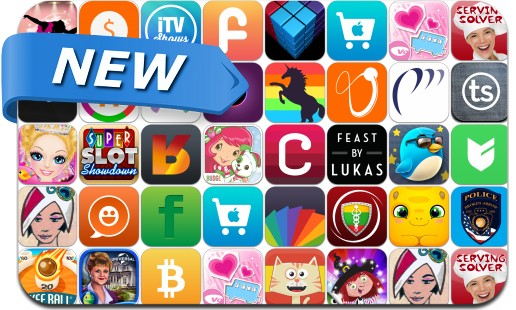 Newly Released iPhone & iPad Apps - November 21