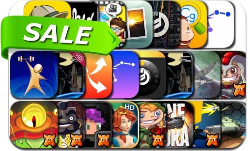 iPhone & iPad App Price Drops - February 13, 2017