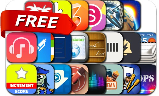 iPhone & iPad Apps Gone Free - December 24, 2016