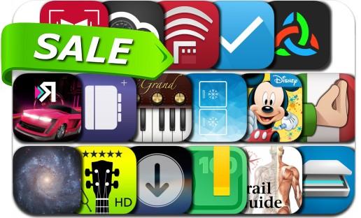 iPhone & iPad App Price Drops - March 30, 2017