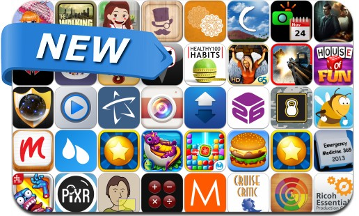 Newly Released iPhone & iPad Apps - April 11