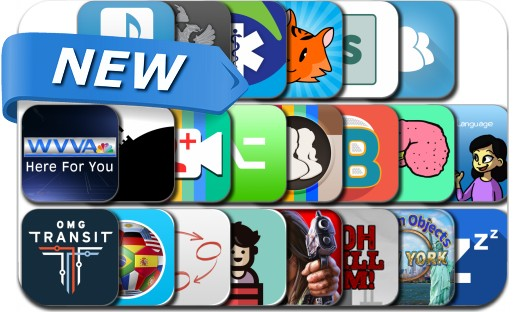 Newly Released iPhone & iPad Apps - June 3, 2014