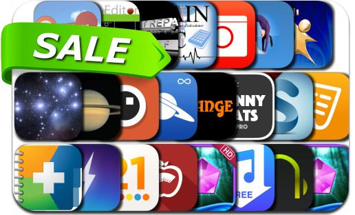 iPhone & iPad App Price Drops - June 28, 2015