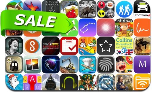 iPhone & iPad App Price Drops - September 17, 2015
