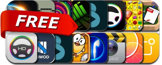 iPhone & iPad Apps Gone Free - August 12, 2014