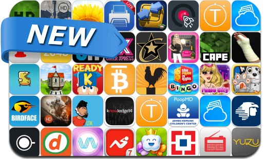 Newly Released iPhone & iPad Apps - April 24, 2014