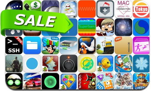 iPhone & iPad App Price Drops - July 11, 2014