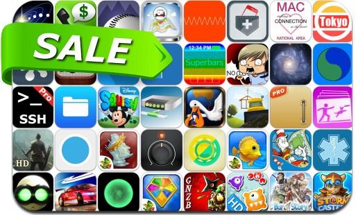 iPhone & iPad App Price Drops - July 11, 2014