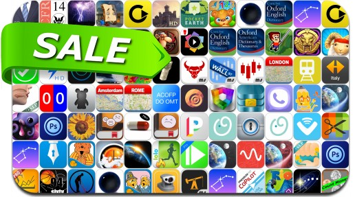 iPhone & iPad App Price Drops - April 11, 2014
