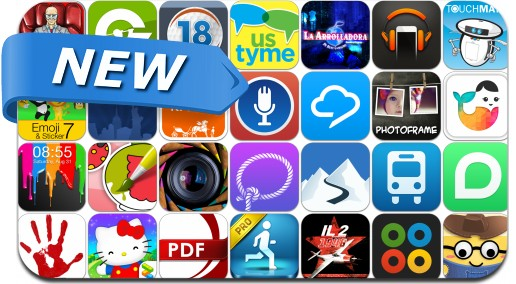 Newly Released iPhone & iPad Apps - September 25