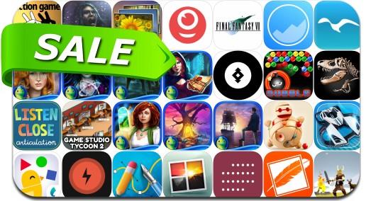 iPhone & iPad App Price Drops - May 10, 2018