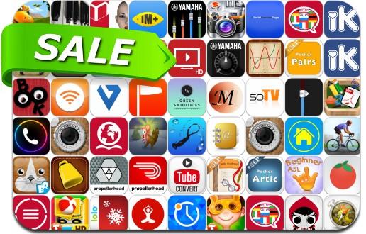 iPhone & iPad App Price Drops - December 30