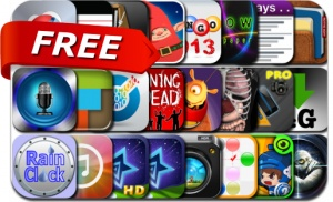 iPhone and iPad Apps Gone Free - January 14