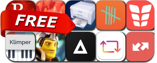 iPhone & iPad Apps Gone Free - March 30, 2017