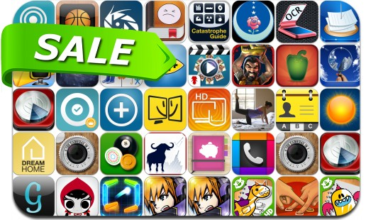 iPhone & iPad App Price Drops - August 5