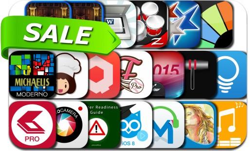 iPhone & iPad App Price Drops - October 5, 2015