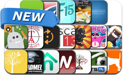 Newly Released iPhone & iPad Apps - September 7
