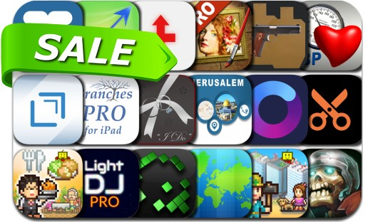 iPhone & iPad App Price Drops - April 26, 2017