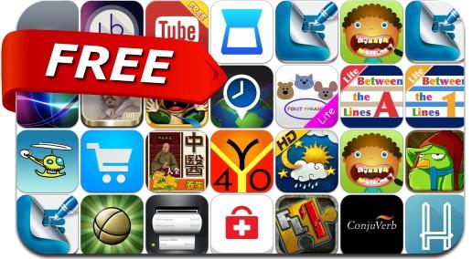 iPhone & iPad Apps Gone Free - November 17