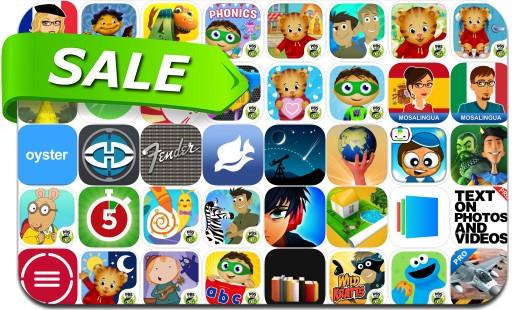 iPhone & iPad App Price Drops - August 27, 2016