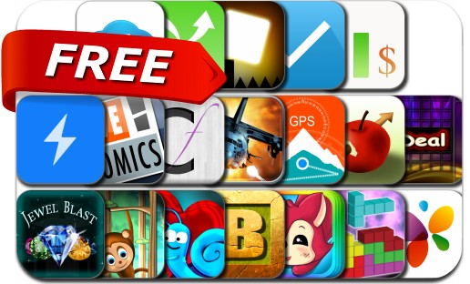 iPhone & iPad Apps Gone Free - July 27, 2014