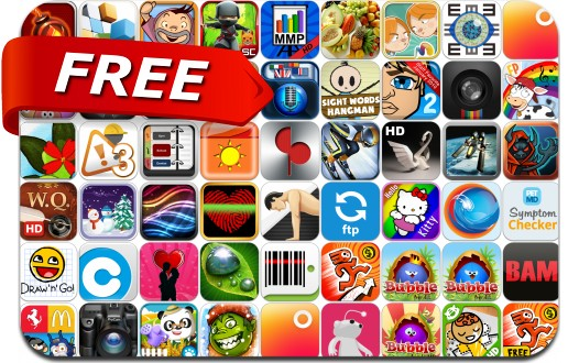 iPhone & iPad Apps Gone Free - April 5