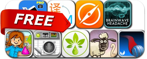 iPhone & iPad Apps Gone Free - September 5, 2016