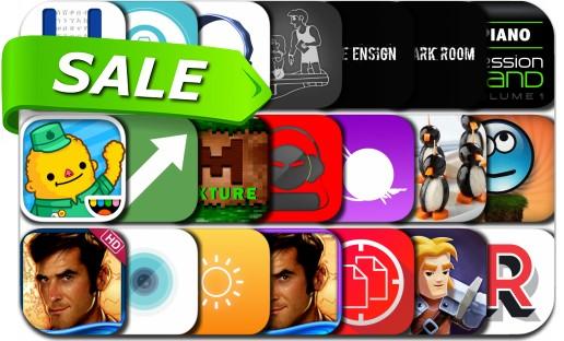 iPhone & iPad App Price Drops - July 27, 2015