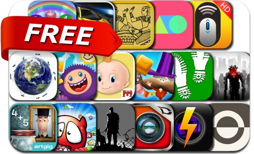 iPhone & iPad Apps Gone Free - October 31, 2015