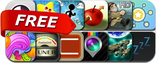 iPhone & iPad Apps Gone Free - August 3, 2014