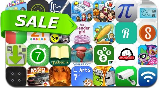 iPhone & iPad App Price Drops - July 10, 2015