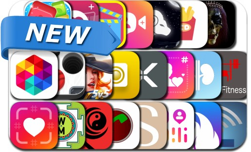 Newly Released iPhone & iPad Apps - October 15, 2018