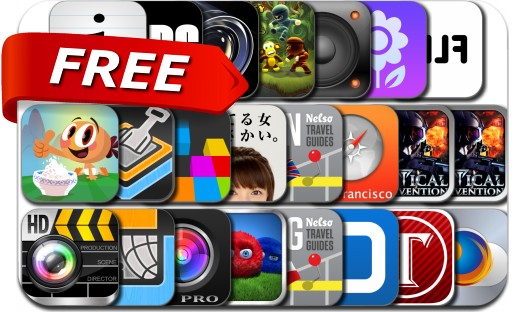 iPhone & iPad Apps Gone Free - March 19, 2014