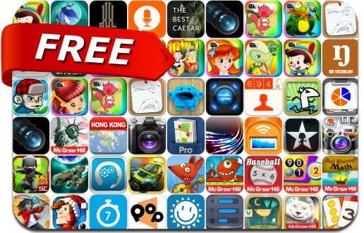 iPhone & iPad Apps Gone Free - January 30, 2014
