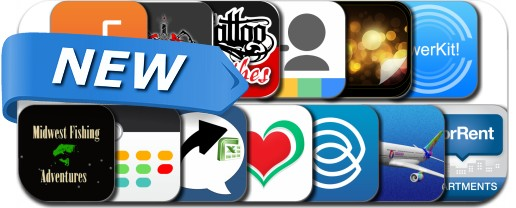 Newly Released iPhone & iPad Apps - January 26