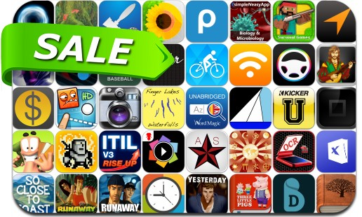 iPhone & iPad App Price Drops - March 20, 2014