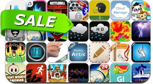 iPhone & iPad App Price Drops - September 5
